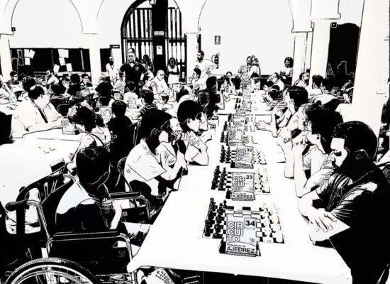 1/SEPT. Open de ajedrez en Rincón de la Victoria