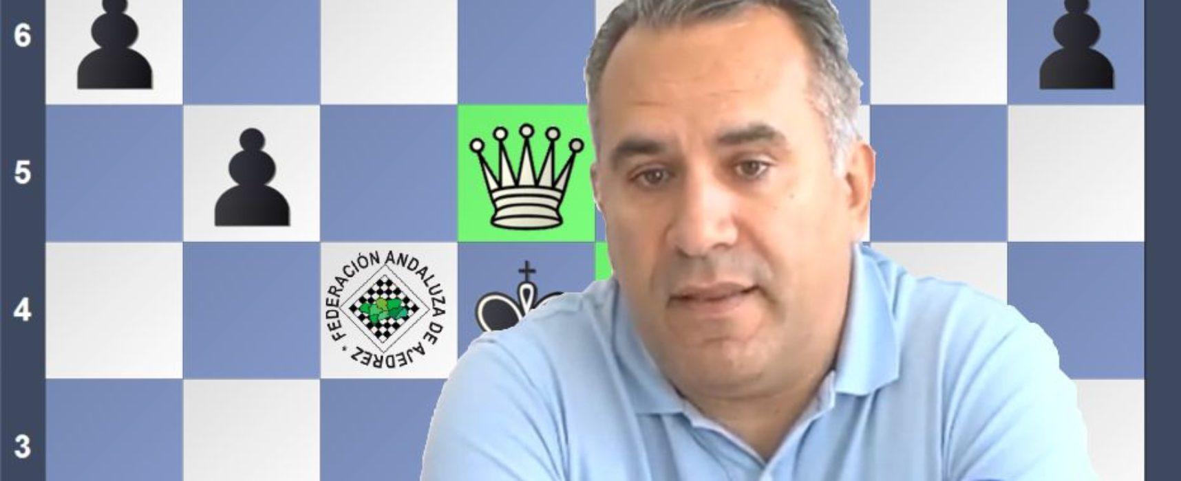 """Javier Rubio, presidente de la FADA: """"Apoyaremos todo lo posible a la cantera y al ajedrez femenino"""""""