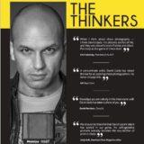 David Llada, autor de The Thinkers: 'Viajé a París y a playa de Aro para fotografiar a Kasparov y Karpov'