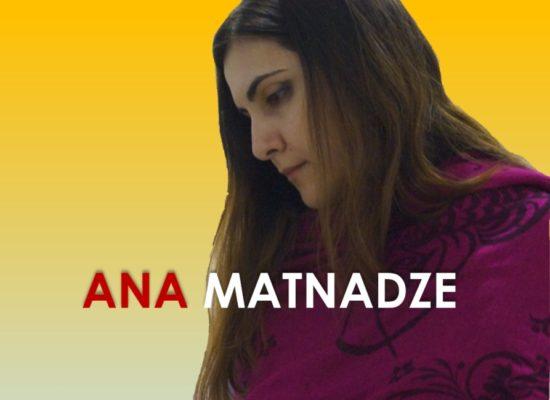 Ana Matnadze: 'Por la calidad de las partidas, he jugado el mejor torneo de mi vida'