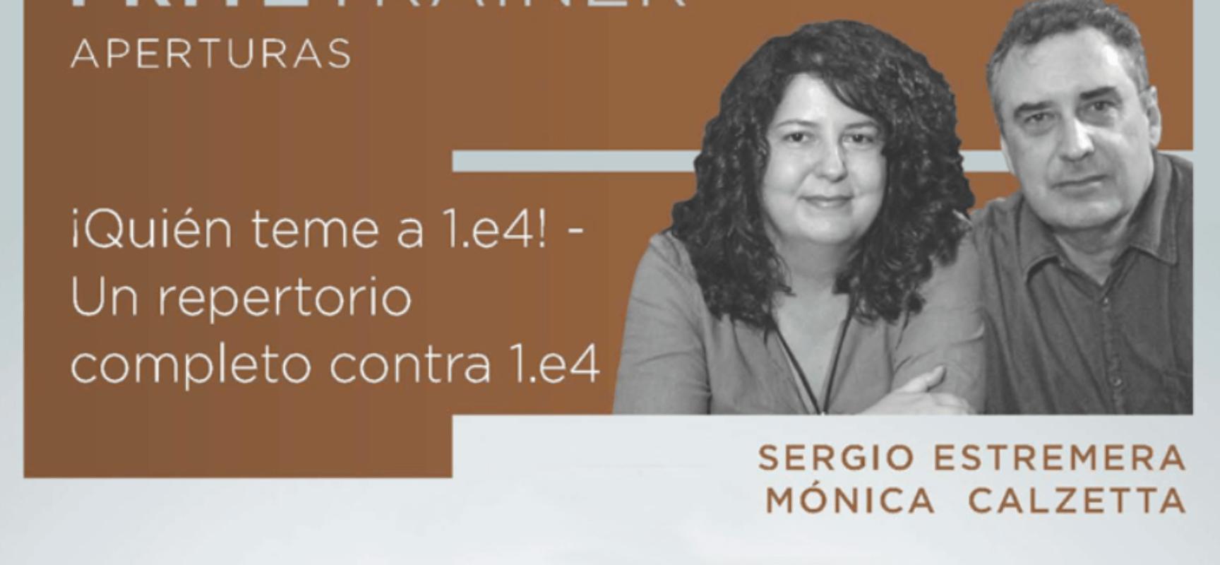 """Sergio Estremera: """"Mejorar el medio juego y el final es lo que realmente incrementa nuestro nivel"""""""