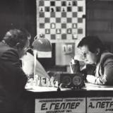 Efim Geller, el eterno aspirante