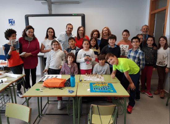 Ajedrez solidario contra la leucemia + ICOT 2018
