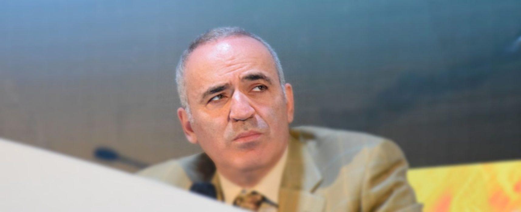 Deep Thinking, el libro en el que Kasparov se desnuda
