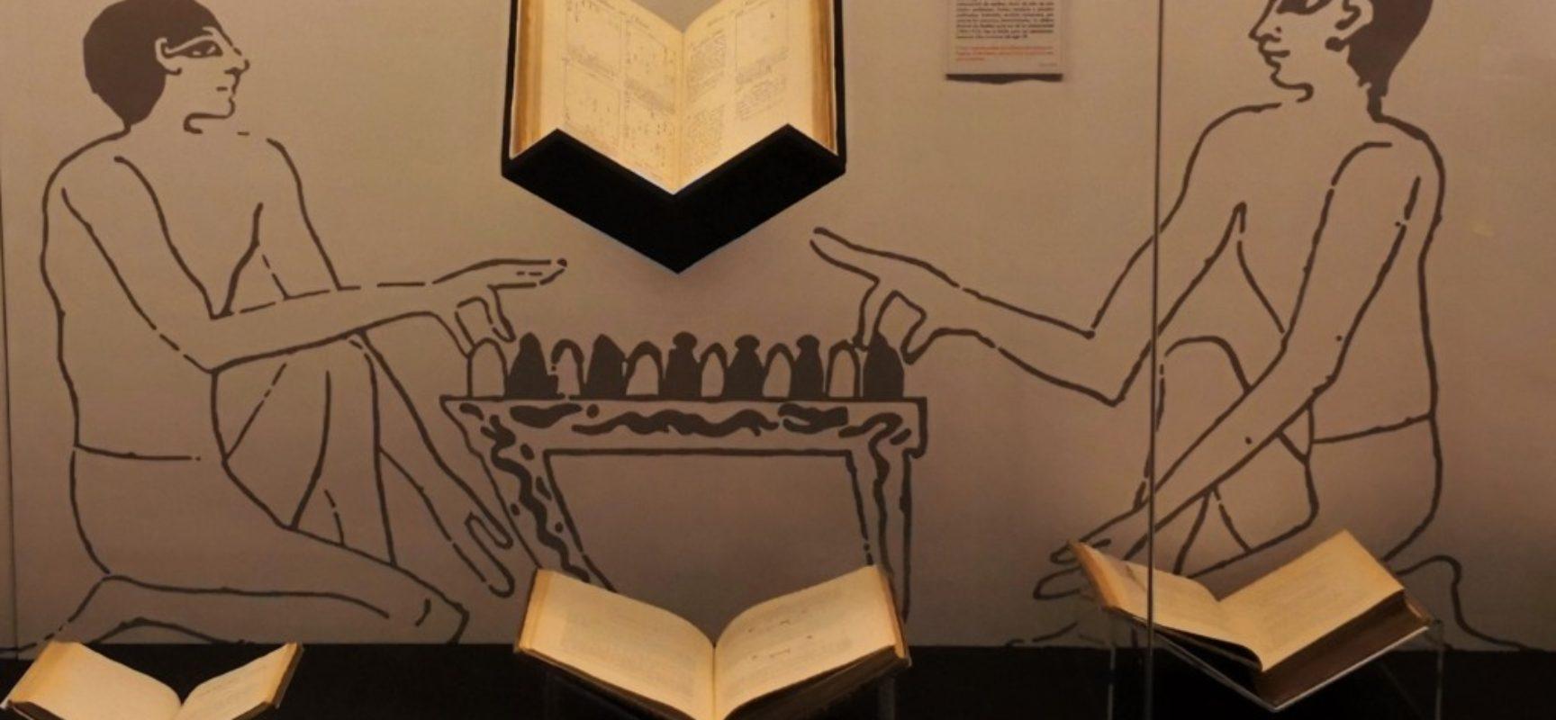 """Eduardo Scala: """"El ajedrez es un templo, un lugar sagrado y consagrado por todas las culturas"""" + Herman Steiner (II)"""
