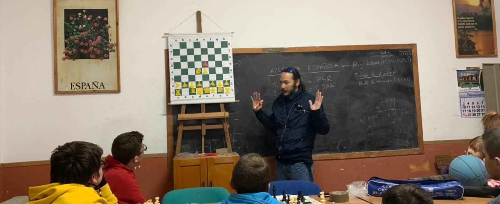 David Bronstein, el campeón de medio mundo (I) + Proyecto «Deportes en la frontera»