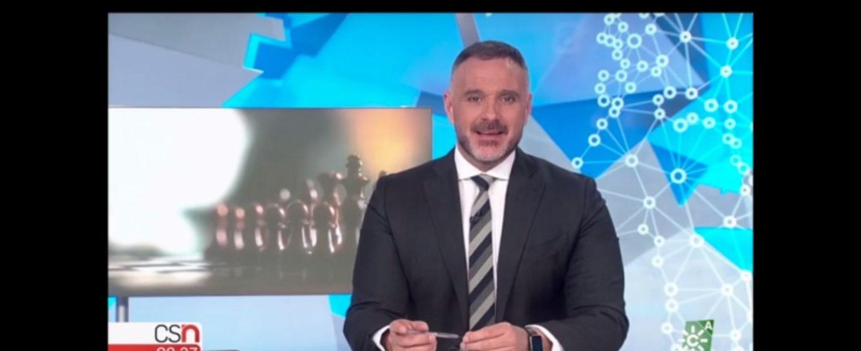 aulaDjaque en Canal Sur TV
