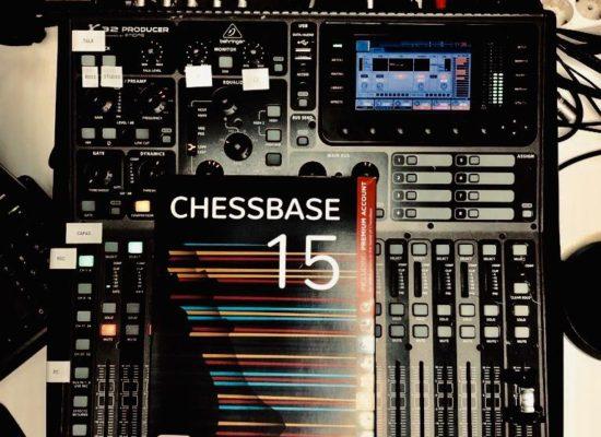 Rosa Chacón, ¡ganadora de un ChessBase15! #ilovechessbase15