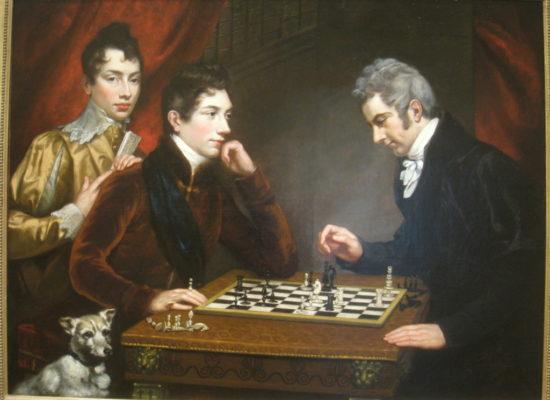 Javier Cordero: «Investigar sobre ajedrez no es un esfuerzo, es una espiral que nunca acaba»