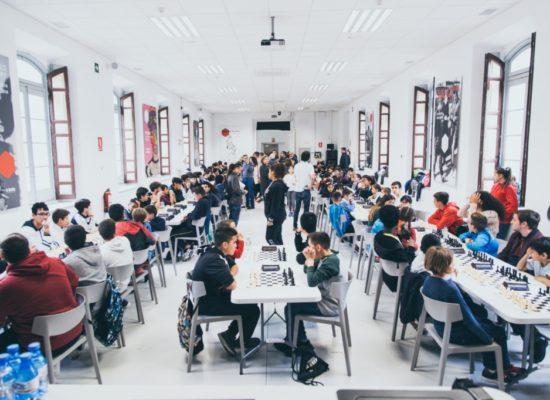 Éxito del V Torneo Intercentros «Escuela: Espacio de Paz» en La Térmica