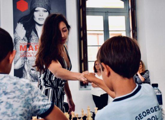 Damaris Abarca: «En el ajedrez, las mujeres tienen que estar unidas»