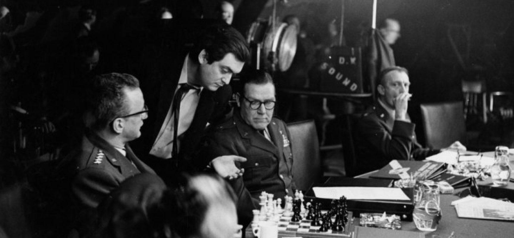 Stanley Kubrick, un ajedrecista en busca del cine perfecto