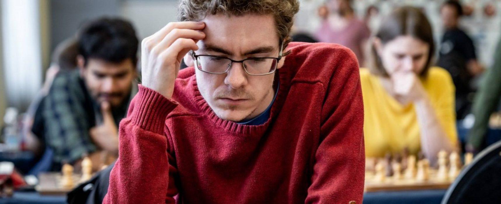 «Jugar al ajedrez puede ser más duro que estudiar una carrera»