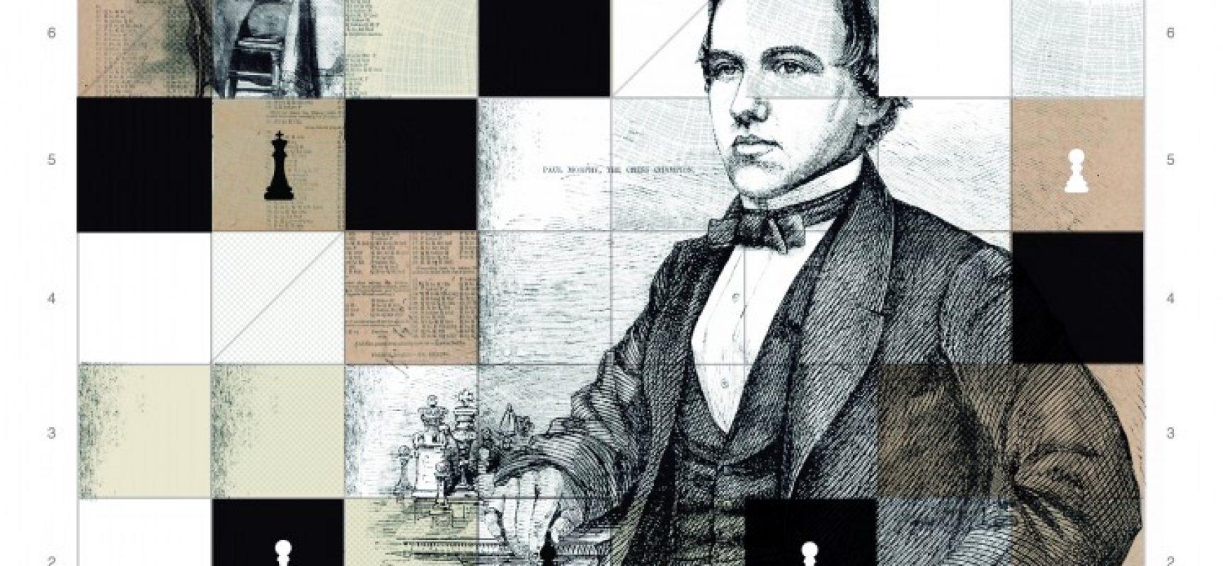 Paul Morphy, orgullo y tristeza del ajedrez