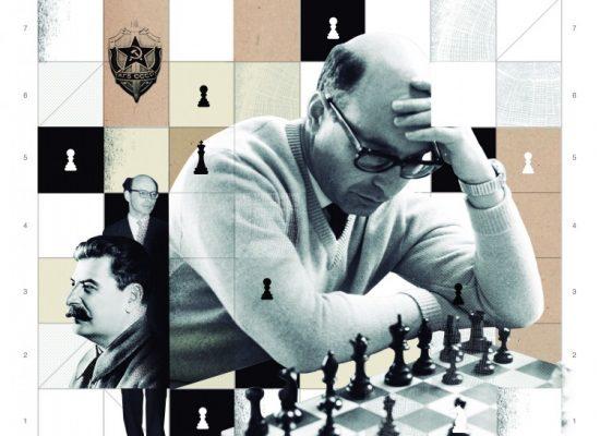 Bronstein, un peón en el tablero de la KGB