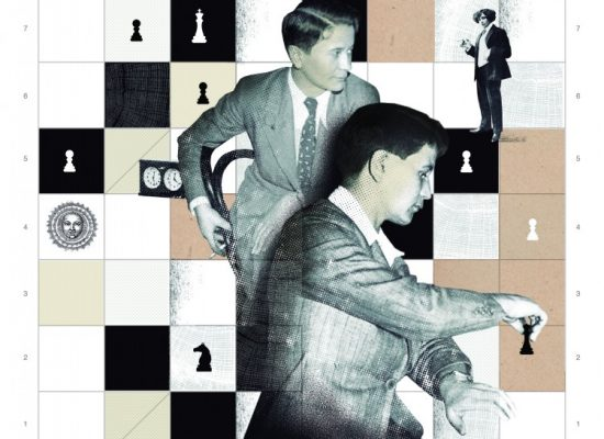 Sonja Graf, la ajedrecista que jugaba vestida de hombre