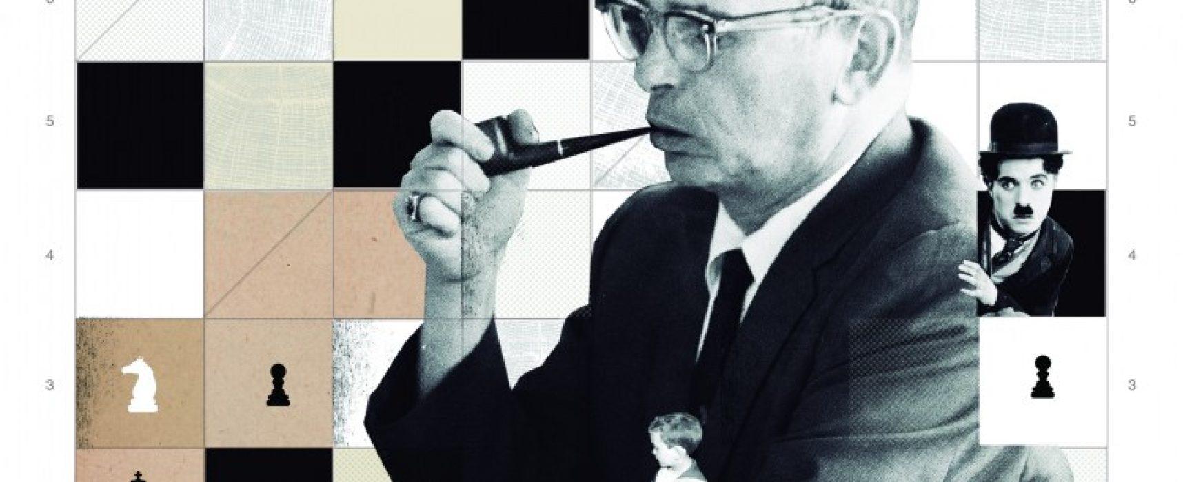El niño que enseñó ajedrez a Chaplin
