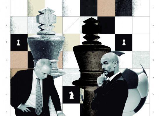 Fútbol y ajedrez, tan lejos, pero tan cerca