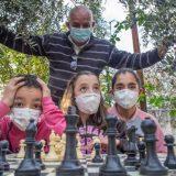 Juan Manuel Muñoz, el cabrero granadino que juega al ajedrez