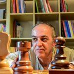 Juan Ramón Jerez: «Lo abandoné todo y me entregué por completo al ajedrez»